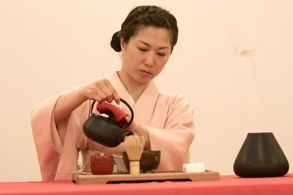 storia e tradizioni del tè
