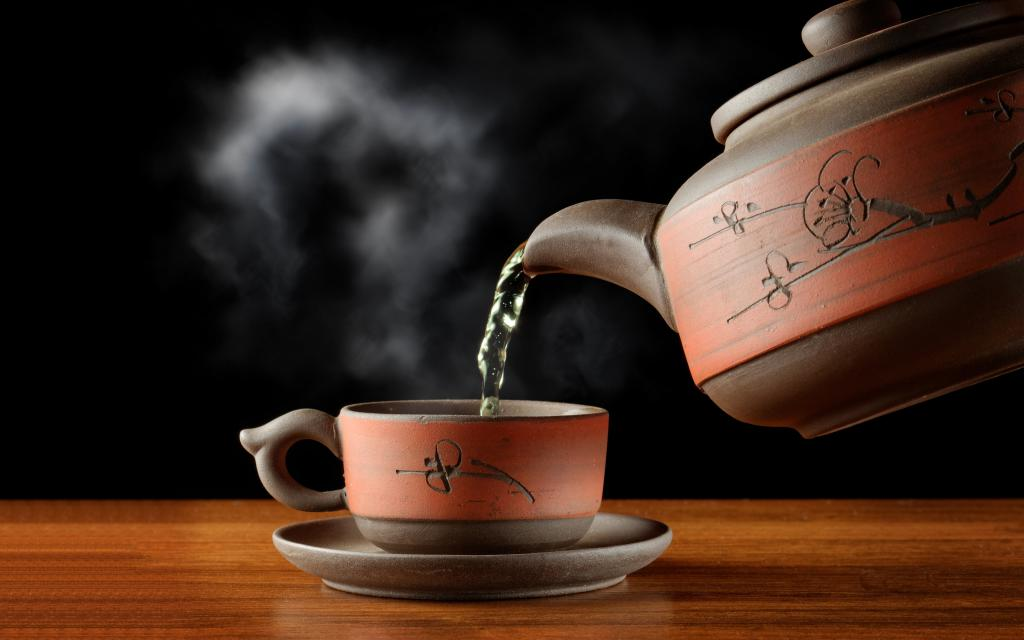 storia del tè in Russia