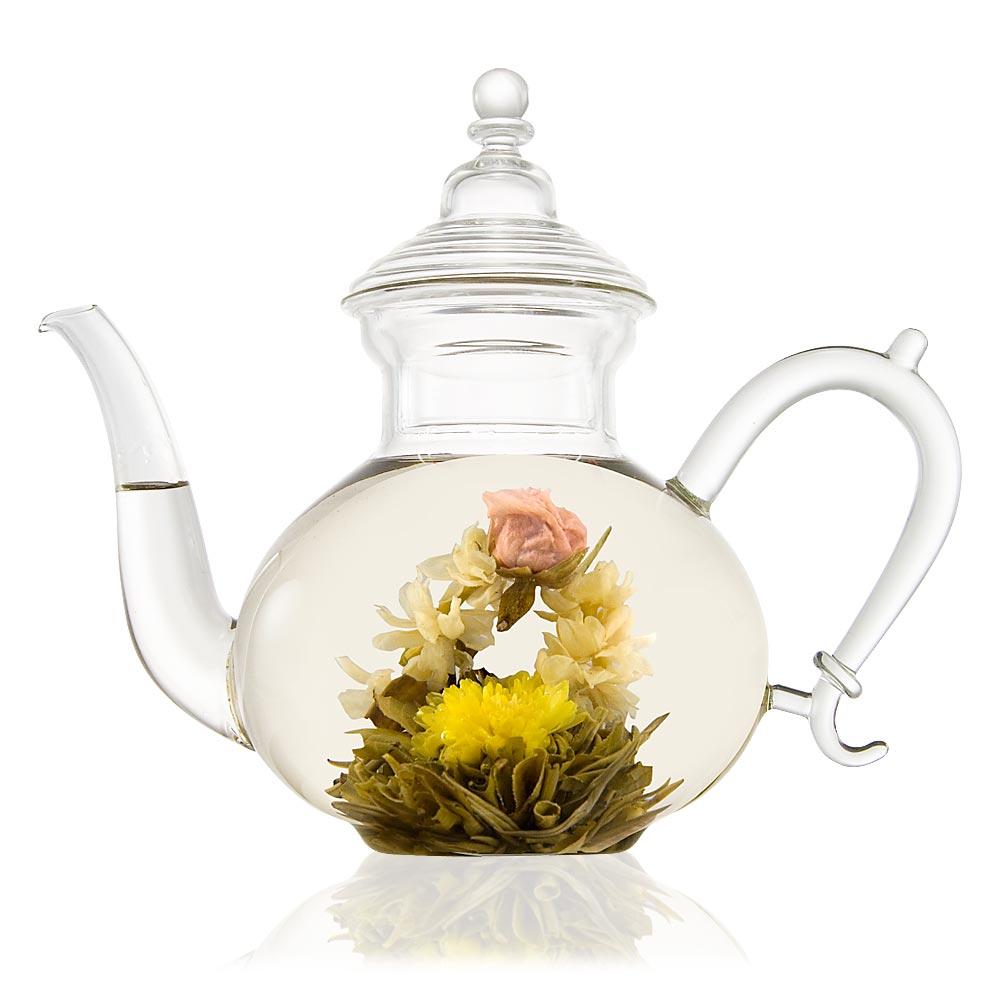 storia del tè inglese