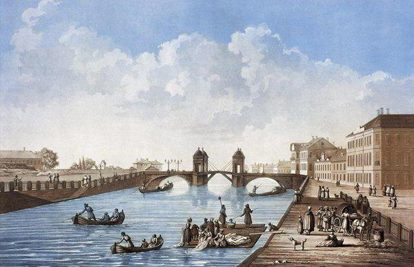 история на основаването на град Санкт Петербург