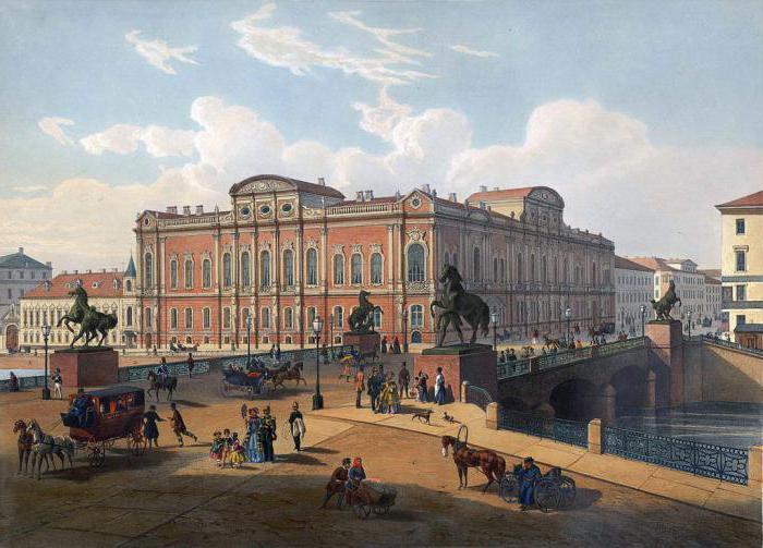 история на град Санкт Петербург