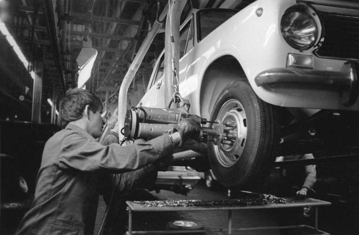 la creazione di consigli economici nell'URSS