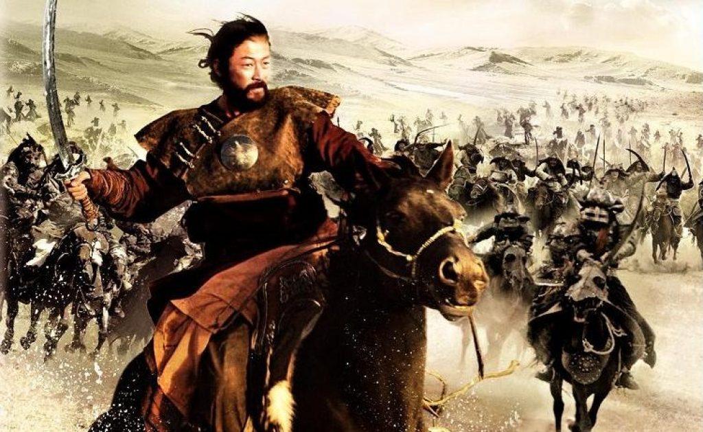 L'invasione degli abitanti delle steppe