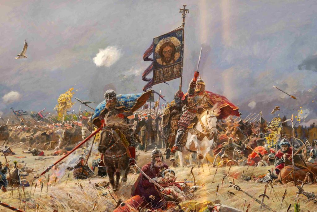 Battaglia di Kulikovo