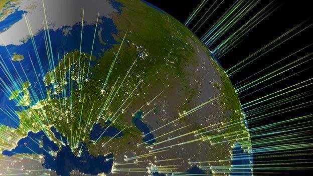 история на глобалния интернет