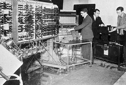 историята на появата и развитието на интернет