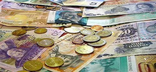 Historia pieniądza w Rosji