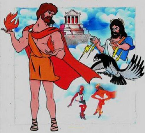 obraz prometheus