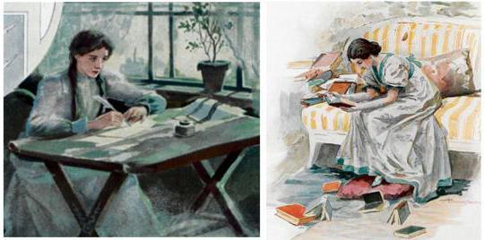 immagine di tatyana nel romanzo evgeny onegin