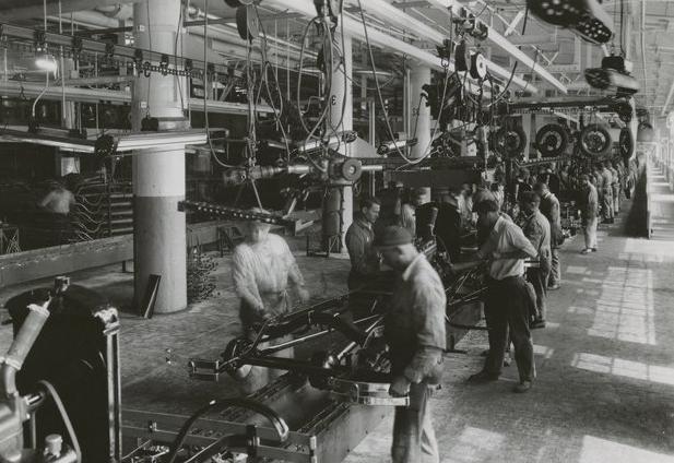 industrijska revolucija u Rusiji