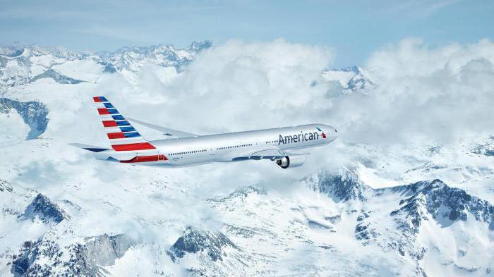 američke zrakoplovne tvrtke