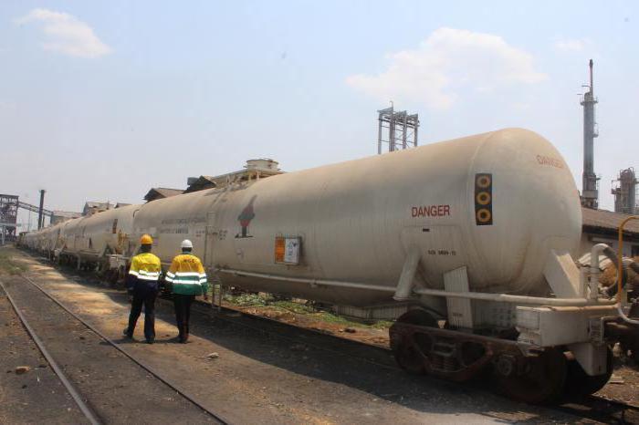 incidente ferroviario sotto l'Ufa