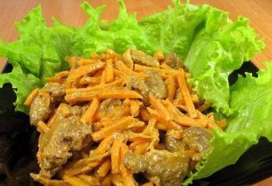 рецепти за брзе салате