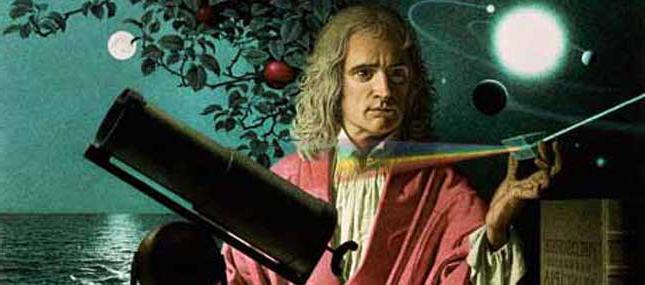 Newtonov zakon svijeta