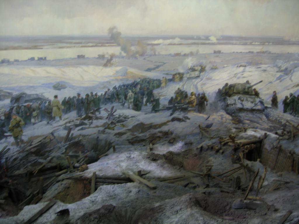 Na periferiji Staljingrada