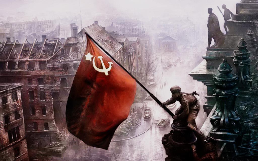 Crveni baner