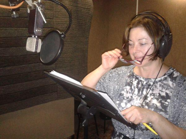 attrice vocale
