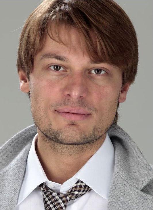 attore Sergey Nazarov