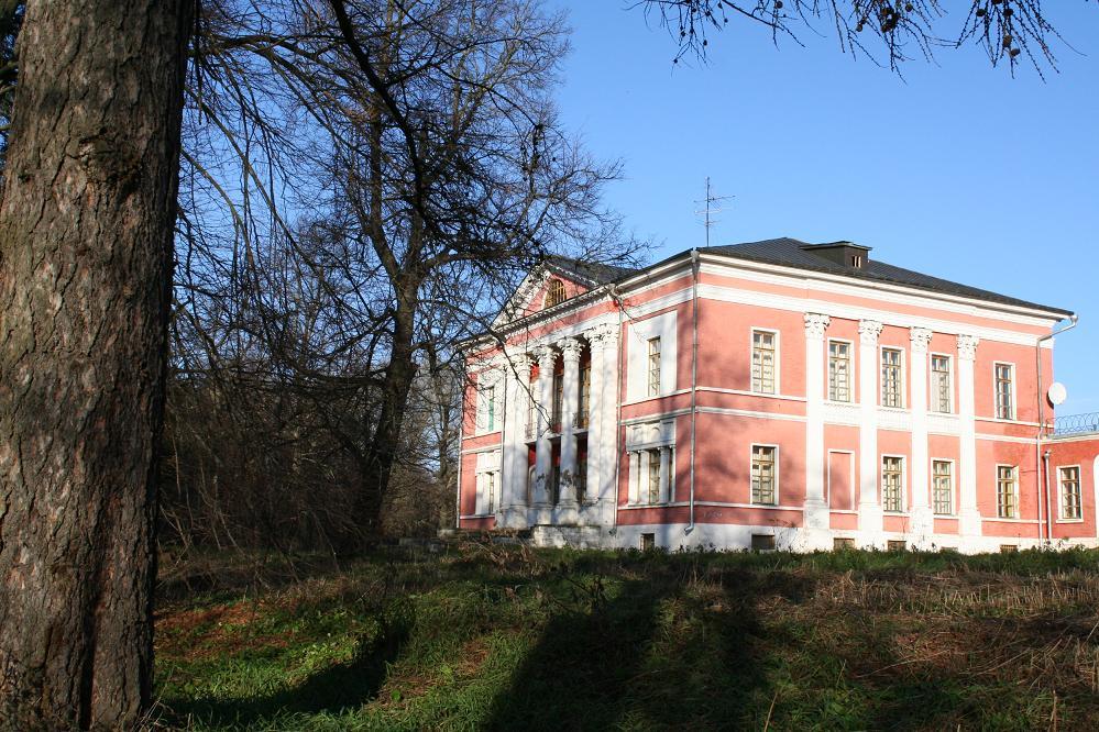 tenuta dei vasai a Volokolamsk