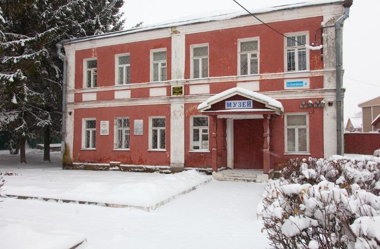 Yaropoletsky lokalni muzej zgodovine