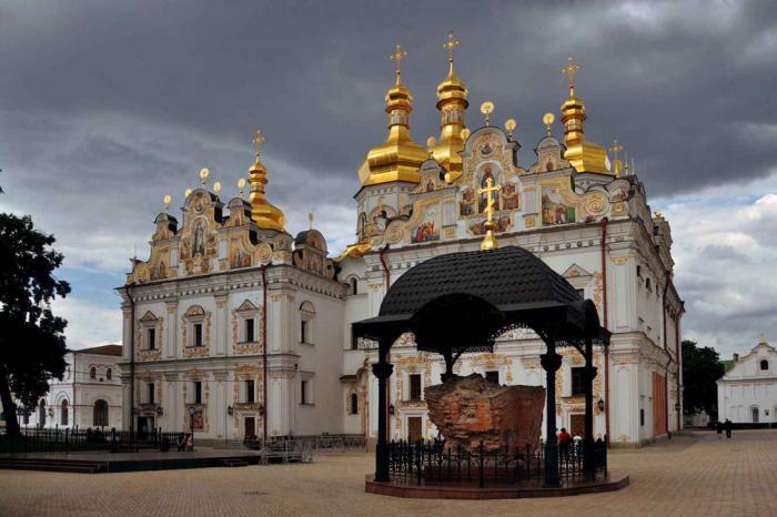 Descrizione delle attrazioni di Kiev