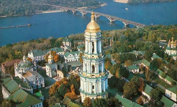 Attrazioni della città di Kiev