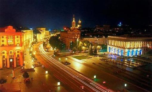Kiev, i suoi monumenti