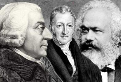 Glavne faze razvoja ekonomske teorije