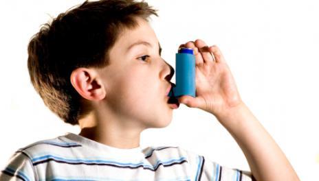 sintomo di asma