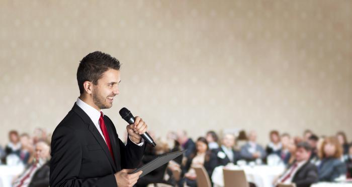 discorso monologo