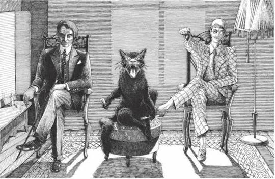 Sommario di Bulgakov, maestro e margarita