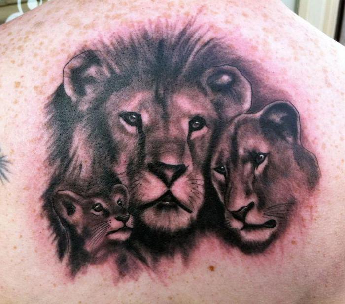 Il valore del tatuaggio leone sulla spalla
