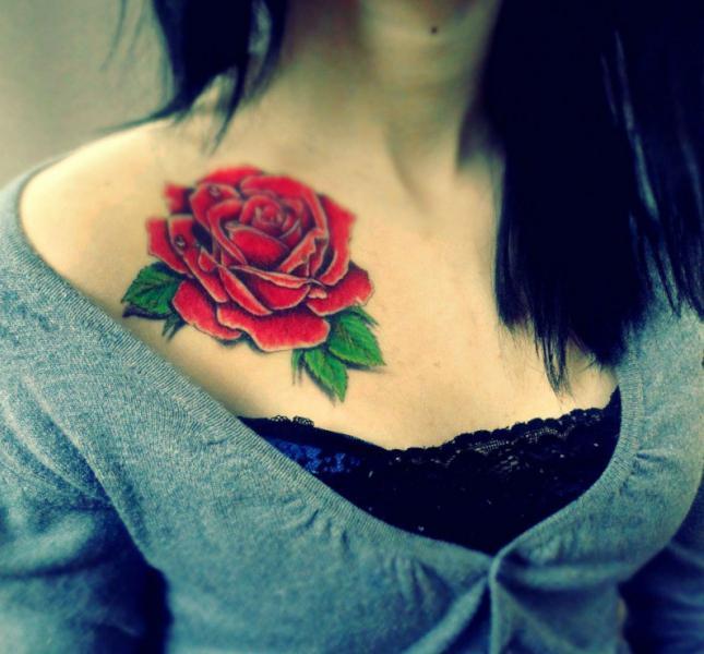 Znaczenie Tatuażu Róża Krótka Historia I Opis