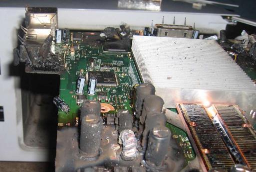 il microonde funziona ma non è caldo