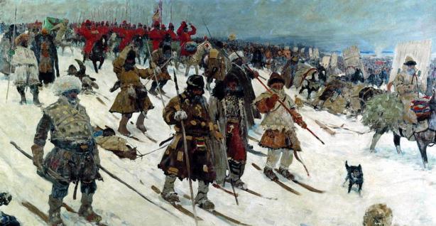 riformare Ivan il Terribile e il completamento dell'orientalizzazione