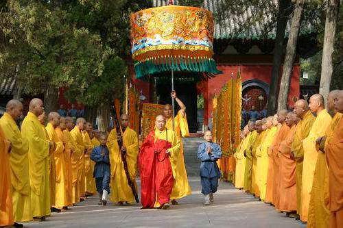 Shaolinski redovnici