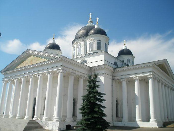 Počitek v regiji Nižni Novgorod