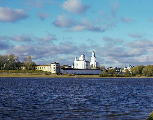 Nejstarší města Ruska