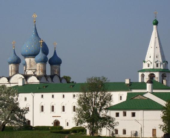 Město Suzdal