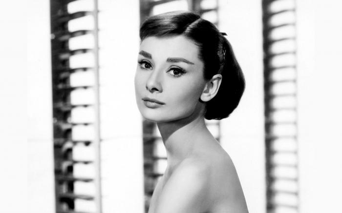 Най-красивата актриса в Холивуд.  снимка