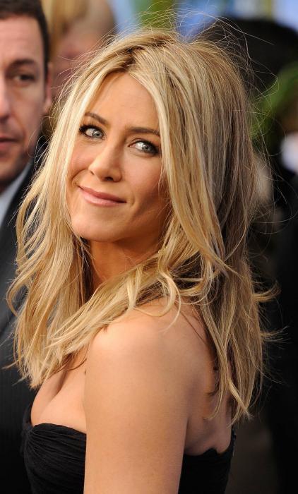 100 от най-красивите актриси в Холивуд.