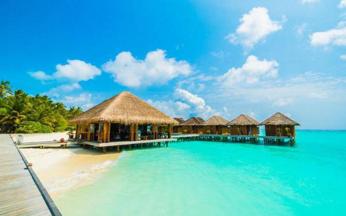 Odmor na Maldivima