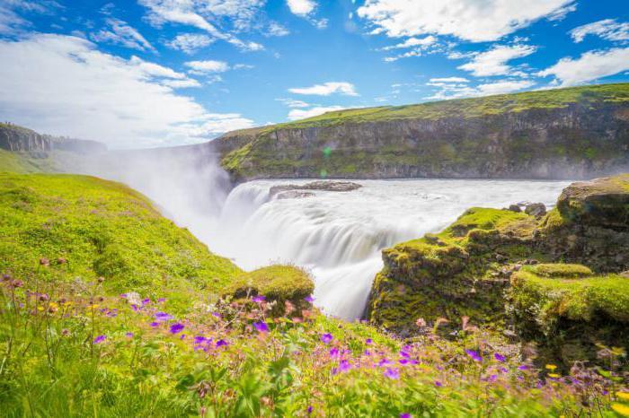Najpiękniejsze wodospady na naszej planecie
