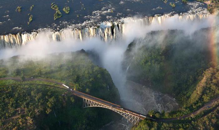 Co to jest najpiękniejszy wodospad