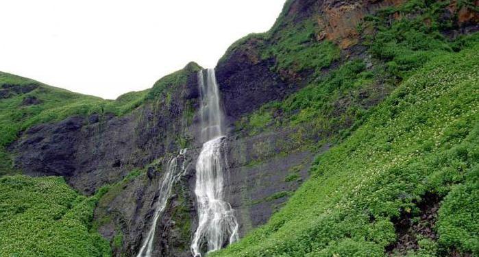 Najpiękniejsze wodospady w Rosji