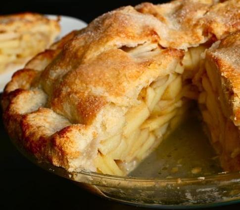 la torta di mele più deliziosa