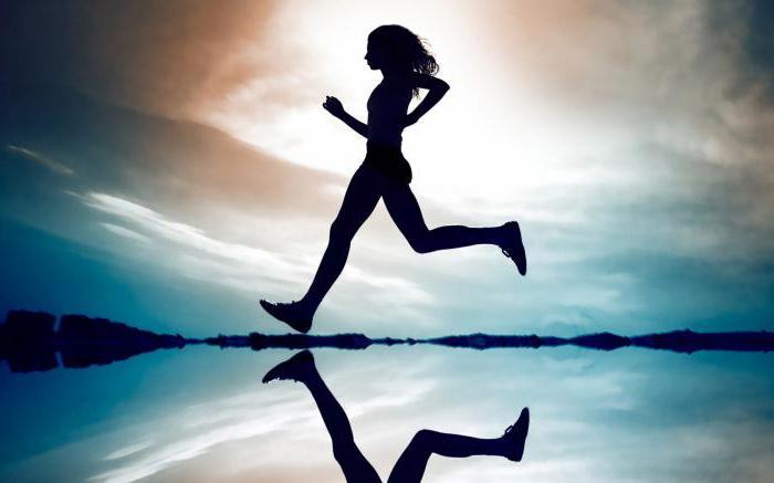 вежбање сагоревања масти
