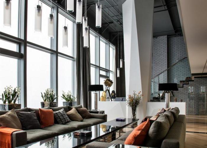 kde jsou nejdražší apartmány v Moskvě
