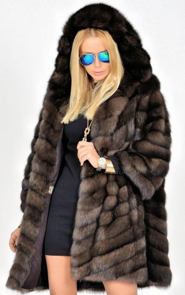 la pelliccia più costosa per una pelliccia nel mondo