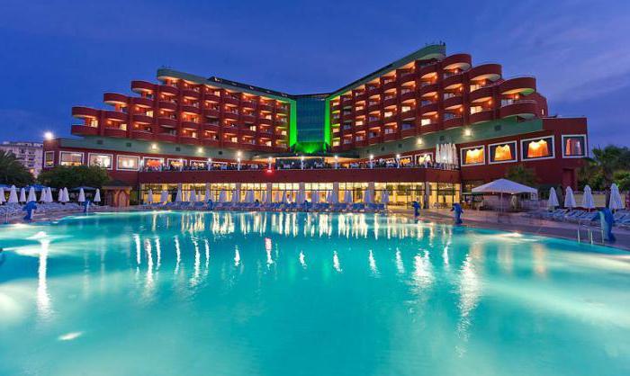 najskuplji hoteli u Turskoj
